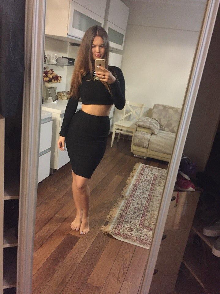 Жаркая сучка в Москве не даст заскучать